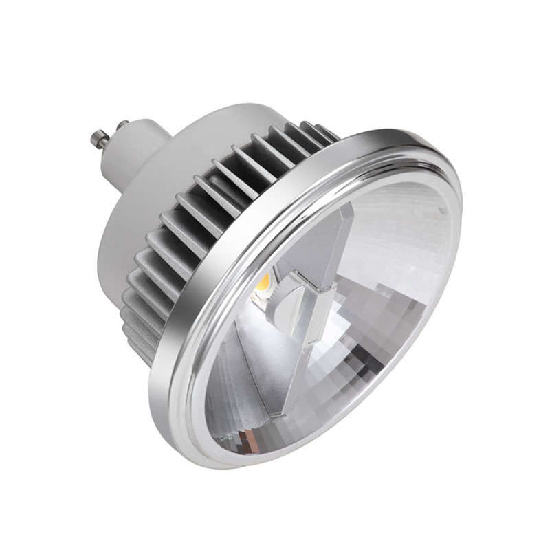 Foco Led AR111, GU10, 15W, Blanco neutro